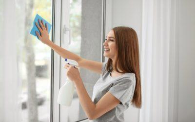 Jak na čištění, údržbu a mytí oken