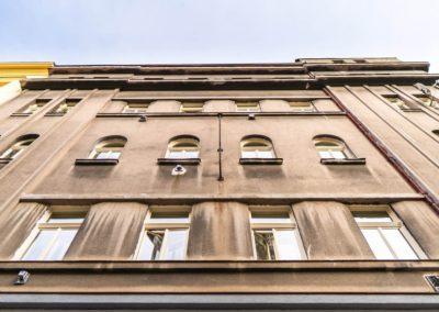 Špaletová okna v BD – Praha 7, Havanská